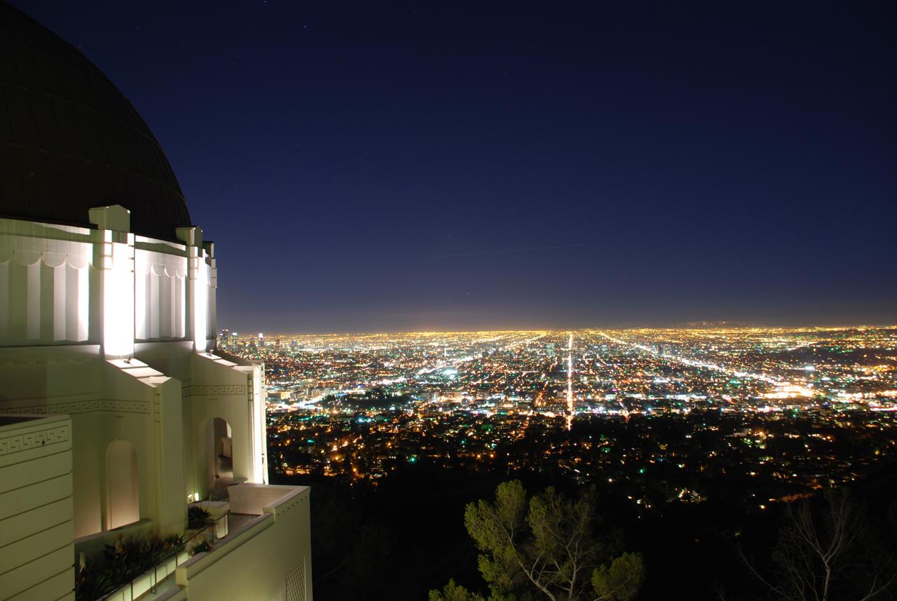 洛杉磯景點-格里菲斯天文台 Griffith Observatory