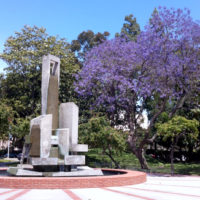 洛杉磯景點-南加州大學USC
