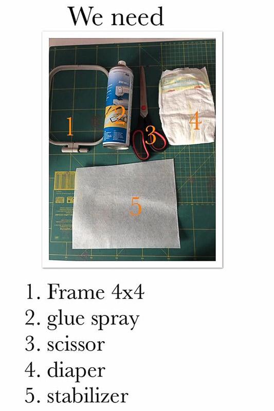 尿布相框新生兒禮物準備工具