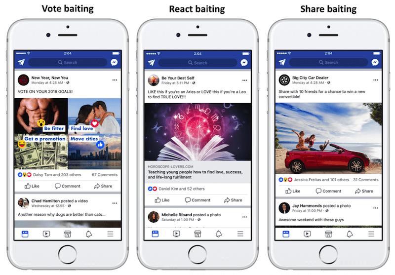 臉書觸及率地雷