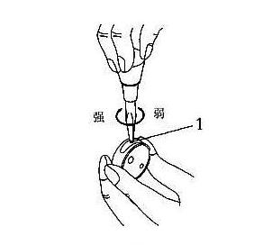 刺繡機點線張力調整