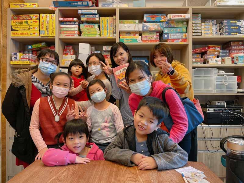 台南心理諮商診所親子桌遊