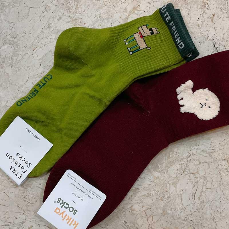 韓國襪子品牌推薦