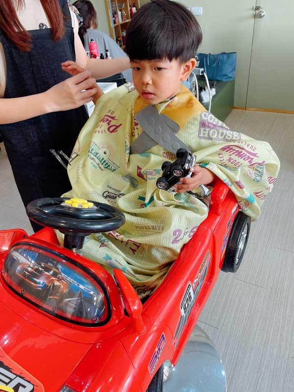 台南親子剪髮