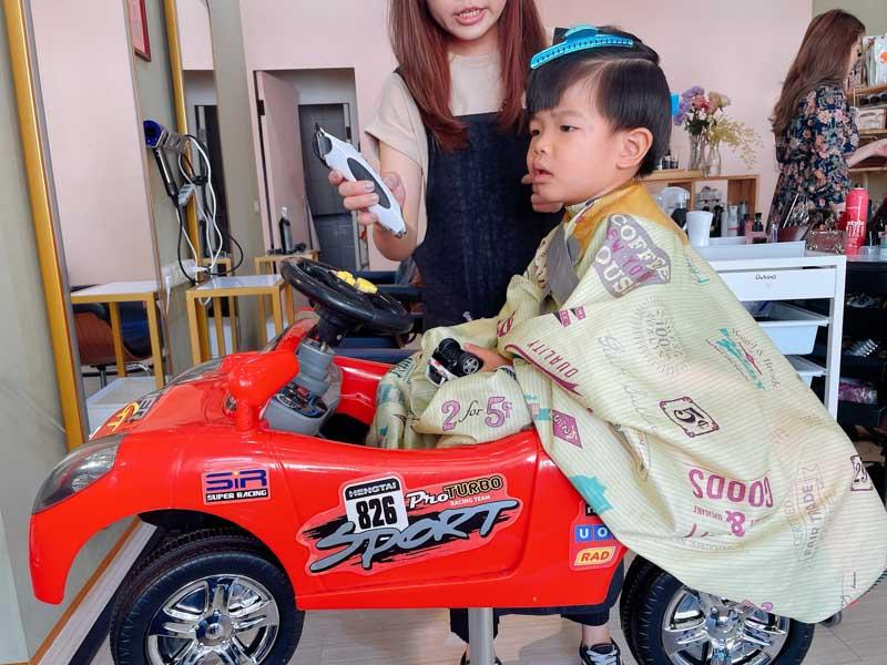 親子剪髮推薦
